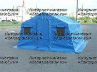 Каркасная палатка Эльбрус-8