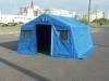 Вход в палатку Эльбрус-8